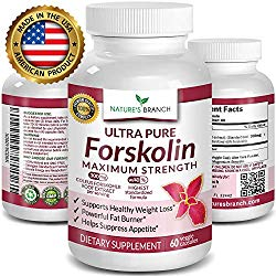 Prime Slim Forskolin Supplement